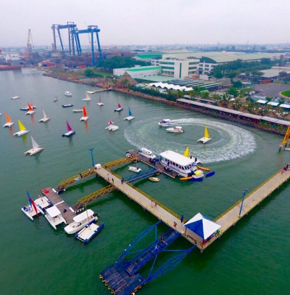 ben du thuyen marina Vung tau 10 - Hải sản Vũng Tàu